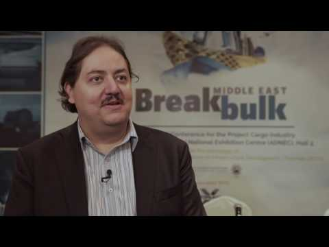 Why Attend Breakbulk Middle East? Good Reasons from Almajdouie, Abu Dhabi Ports and Bahri