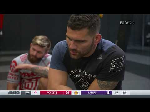 Chris Weidman Ready to Step Back Into the Octagon | Weidman's World | MSG Networks
