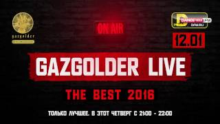 #GazgolderLive [DFM] – 12.01 – The Best Part 3