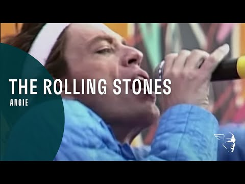 The Rolling Stones - Angie (From The Vault - Live In Leeds 1982)