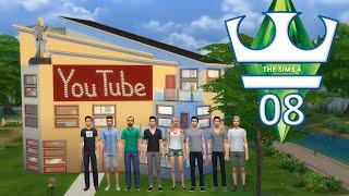 Jirka Hraje - The Sims 4 S02 E08 - GoGo a Lucy konečně spolu