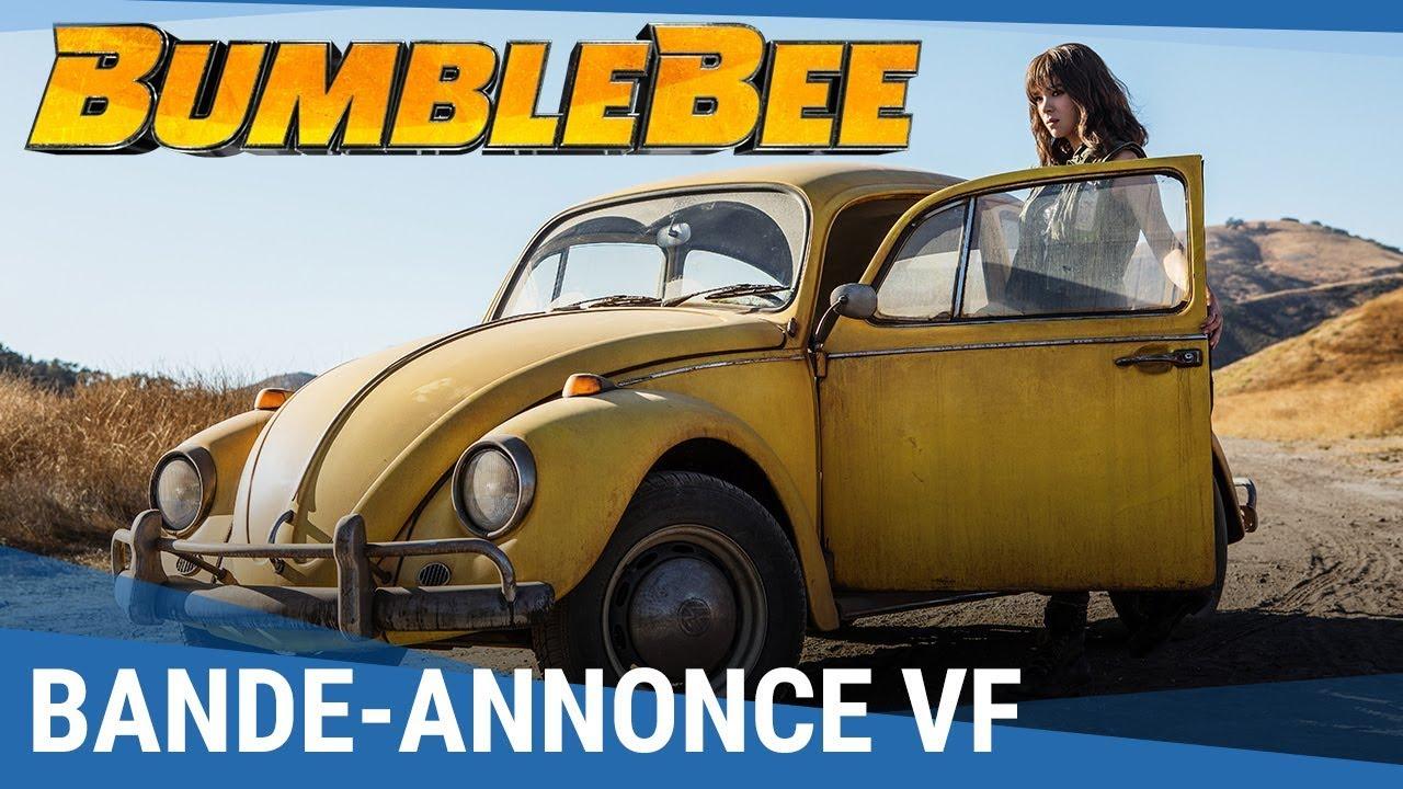 BUMBLEBEE - Bande-annonce #1 VF [actuellement au cinéma]