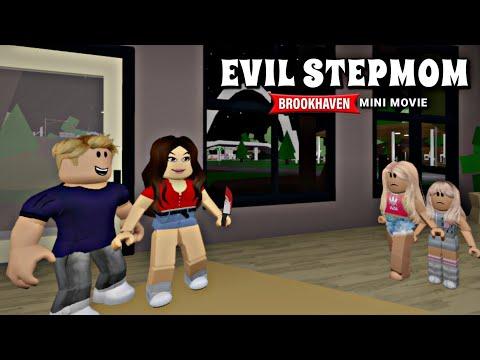 Download Evil Stepmom, Brookhaven mini movie.