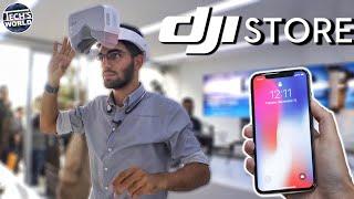 DJI Store Açılışı Yeni Ürünler | iPhone X Türkiye Fiyatı Açıklandı! (V-Log)