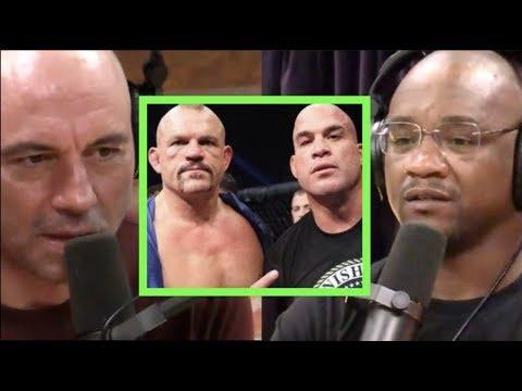 Joe Rogan and Yves Edwards on Chuck Liddell vs. Tito Ortiz