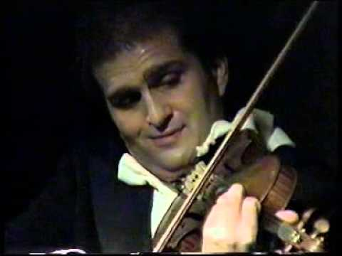 Paganini 24 caprices played live in one concert (without interval)!