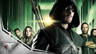 The CW Arrow Trailer - Get Ready for Season 2