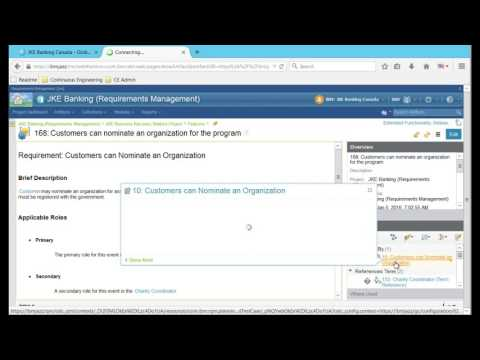 Configuration management in IBM Rational Collaborative Lifecycle Management (CLM) 6.0.1