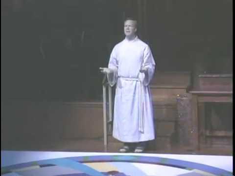 Chris Ludwa, Conductor-  Performance: Bernstein Mass Clip 1