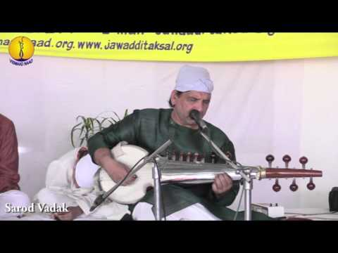 Ustaad Danish Aslam : Sarod Vadak : Gurmat Sangeet Workshop 2015
