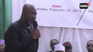 We Have Purchased Secret Cameras To Record Abuse By Security Personnel - Dino Melaye