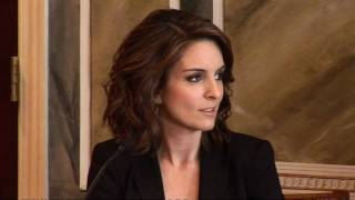 What does Tina Fey love most about Mark Wahlberg?