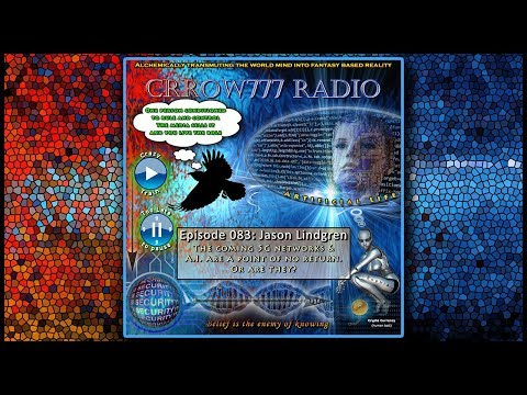 Crrow777 Radio Show and Podcast - Episode 83 - The Coming 5G Networks & A.I.
