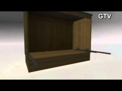 Выдвижные ящики Модерн бокс GTV инструкция Как собрать выдвижной ящик