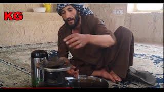 Making hash in Herat Afghanistan