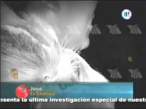 Extranormal Ultima investigacion de Juan Ramon Saenz Pacto con el diablo 29 mayo 2011
