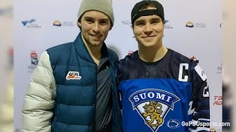 Penn State Hockey Barratt & Talvitie - WJC 2019