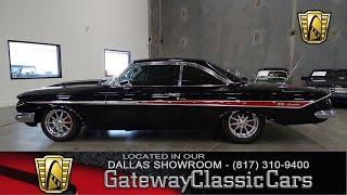 1961 Chevrolet Impala SS #469-DFW Gateway Classic Cars of Dallas