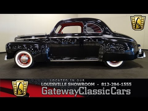1946 Ford Coupe - Louisville Showroom - Stock # 1571