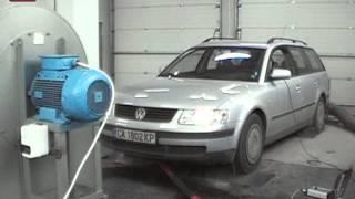VW Passat B5 1.9 TDI AJM 116hp tuning ADLER AUTO Godech Bulgaria Dynojet 224xLC Dyno