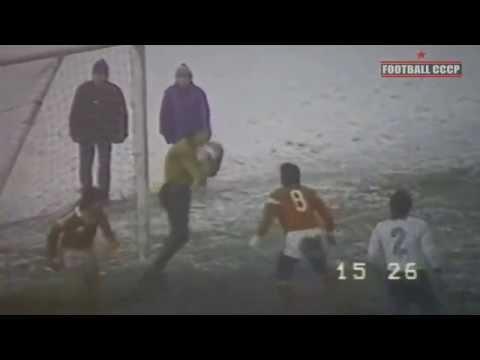 30 Тур Чемпионат СССР 1988 Торпедо Москва-Арарат Ереван 2-0