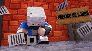 Minecraft: BATALHA HERÓIS EU PERDI ? - TORNEIO DE HERÓIS #8 ‹ Sky ›