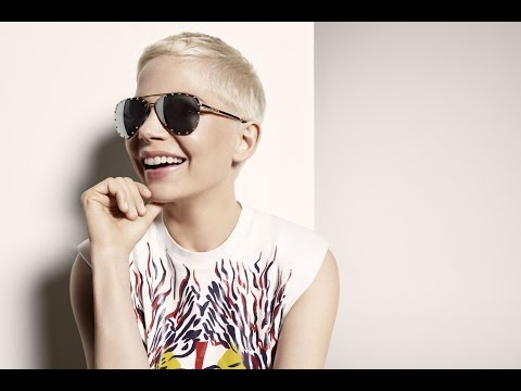 Louis Vuitton presents the new Sunglasses Collection featuring Michelle Williams
