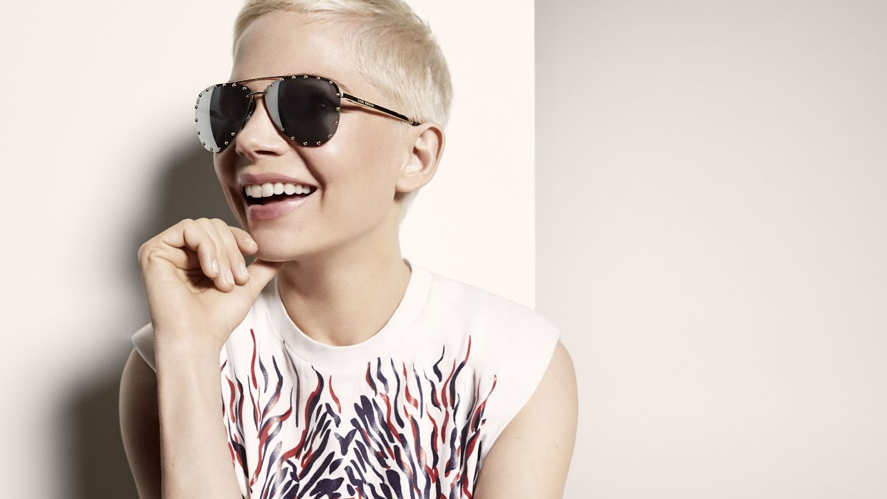 01097886812a Michelle Williams for the New Louis Vuitton Sunglasses Collection ...