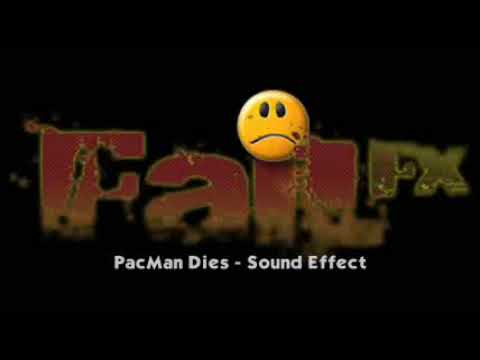 PacMan Dying Sound Effect