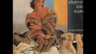 Julie London - My Heart Belongs to Daddy (1961)