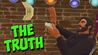 The Truth About My V BUCKS Giveaway In Fortnite...