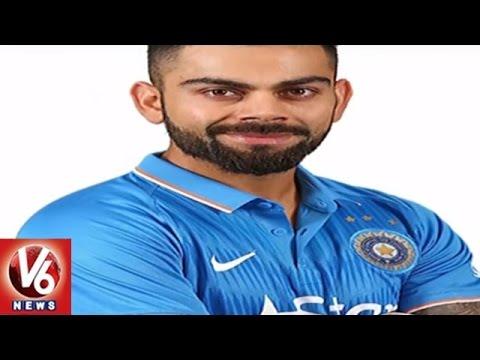 ICC ODI Rankings || Virat Kohli Remains 2nd Spot At ODI Batsmen Rankings || V6 News