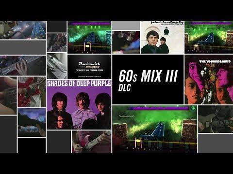60s Mix III - Rocksmith 2014 Edition Remastered DLC