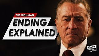 THE IRISHMAN: Ending Explained Breakdown + Real Life Story & Full Movie Spoiler Talk Review