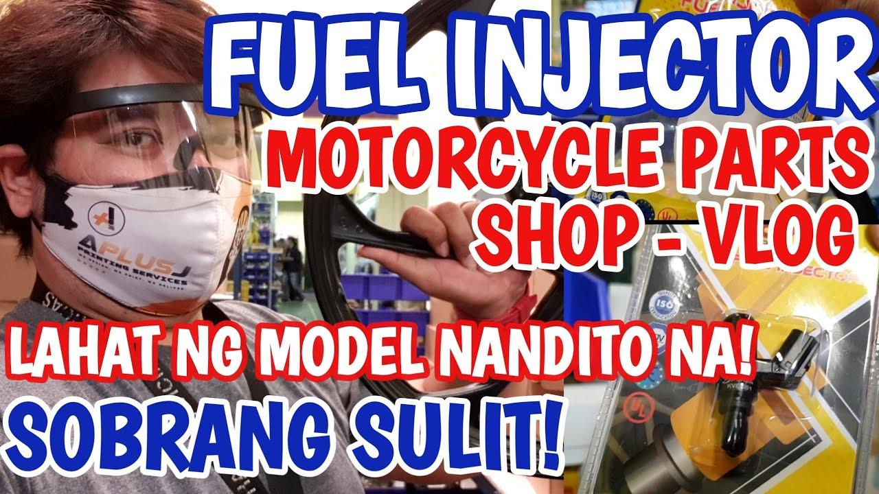 FUEL INJECTOR PARTS SHOP |Fi MOTORCYCLE KUMPLETO LAHAT NG MODEL NG MOTOR