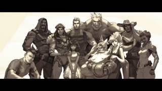 【MAD】Overwatch Anime - Ending「...Never Die」[Owari no Seraph Ending] scaPEGoat
