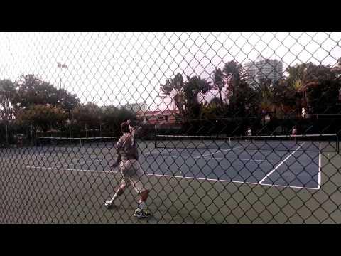 Edward Luca Tennis