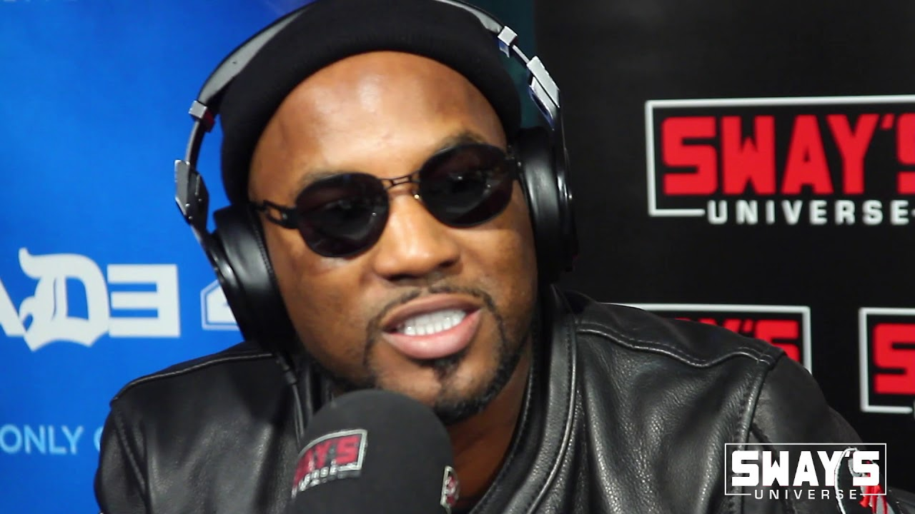 "Jeezy Speaks On New Album ""Pressure"" on Sway In The Morning"