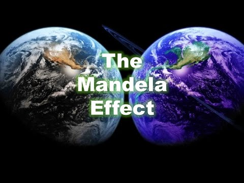 The Mandela Effect - Alternate Reality Evidence?