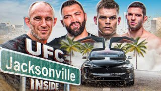 UFC Jacksonville inside. ЮФС в Джэ́ксонвилл, США. UFC . MMA.