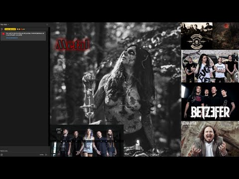 Metal Music - Live Radio
