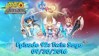 MMO Grinder: Twin Saga review