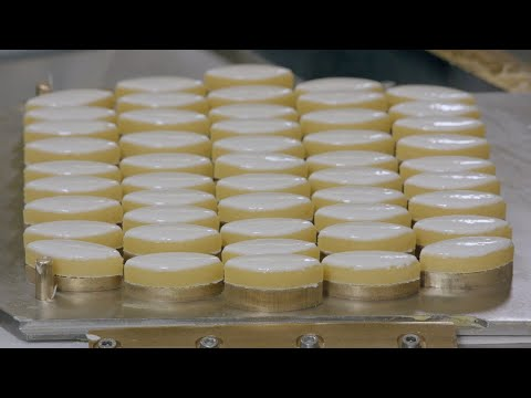 Watch The Traditional French Sweets Calissons Being Made