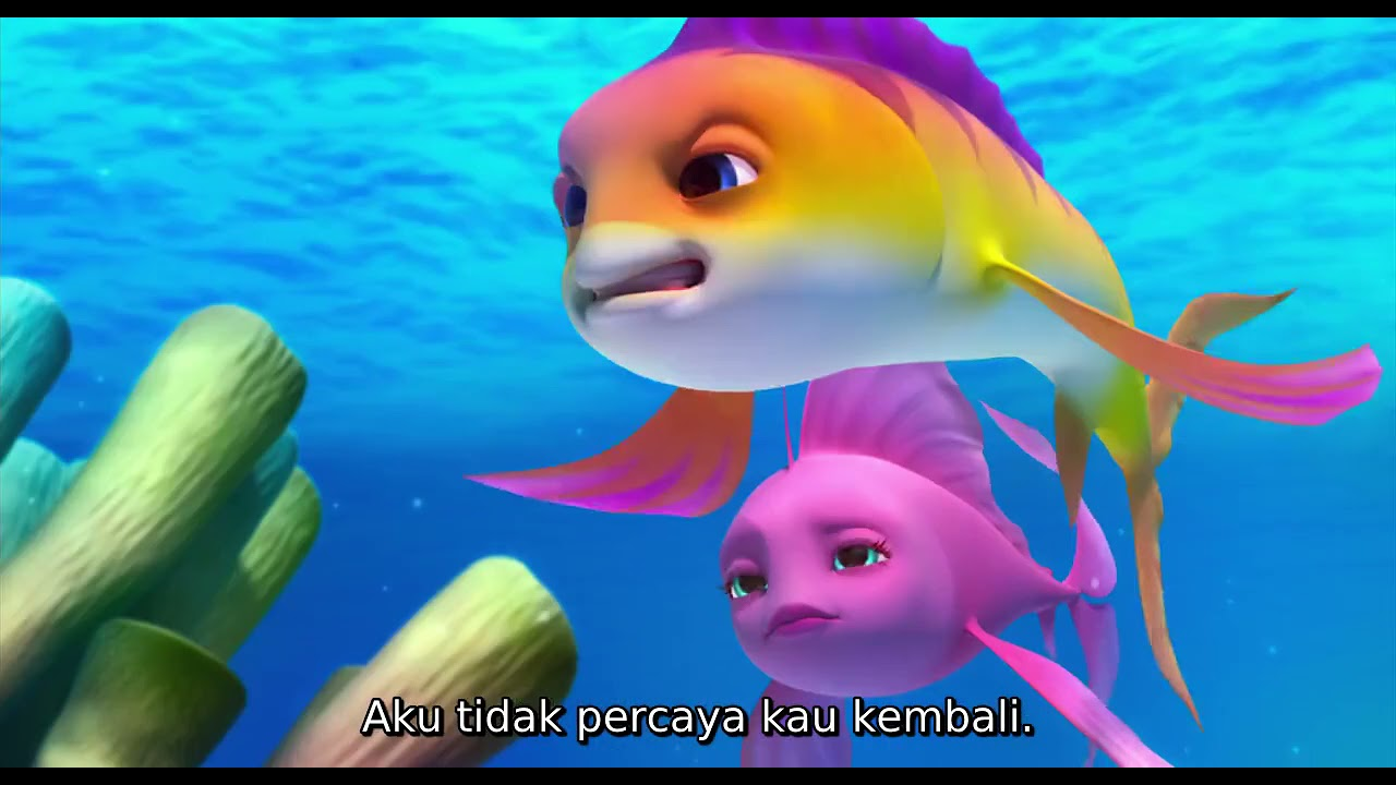 Download film kartun the reef 2 high tide sub indo