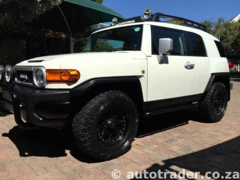 2012 toyota fj cruiser auto for sale on auto trader south africa youtube. Black Bedroom Furniture Sets. Home Design Ideas