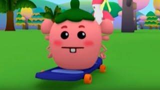 Руби и  Йо-йо - сборник - Самые спортивные серии - обучающие мультфильмя для детей