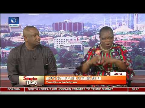 Keyamo Argues Buhari Govt Has Delivered As Ezekwesili, Mohammed Score APC Govt Low Pt.9