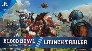 Blood Bowl 2 Legendary Edition - Launch Trailer   PS4