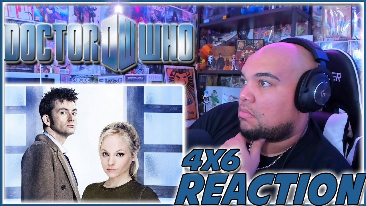 Download THE DOCTORS A FATHER? Doctor Who 4x6 REACTION!!! | Season 4 Episode 6