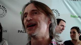 Robert Carlyle at PaleyFest 2012